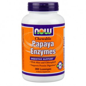 Papaya Enzymes (Папайа ферменты)
