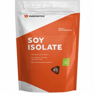 Soy Isolate 900 г (Соевый протеин) New